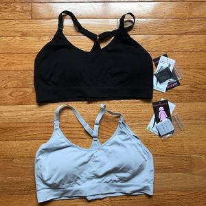 Bamboobies Yoga Nursing Bras - Size XL